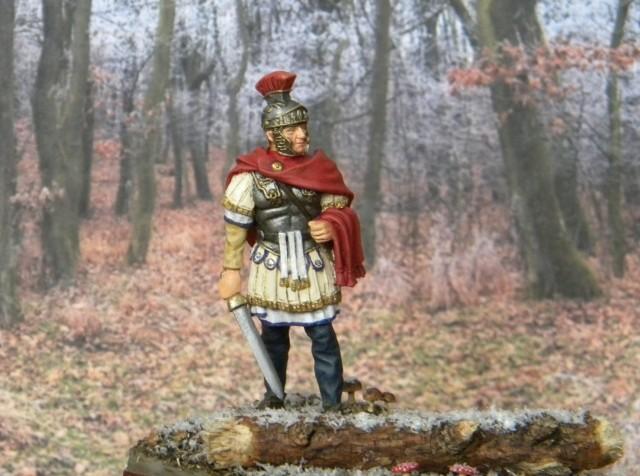 Römischer Tribun in Germanien, El Viejo Dragón Miniaturas