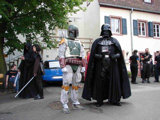 5. Science-Fiction-Tage in Herxheim am Berg