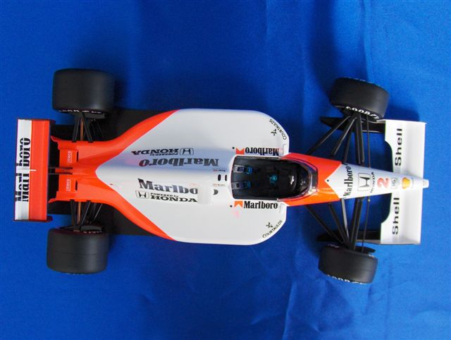 Maclaren Honda MP4/6