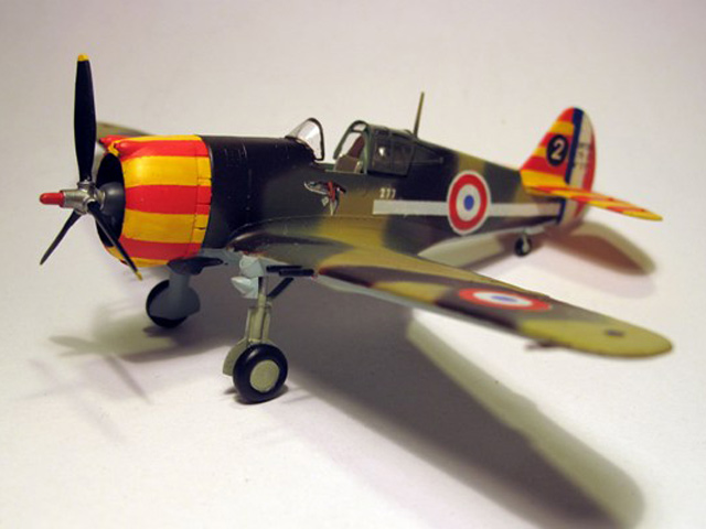 Curtiss Hawk 75 C1