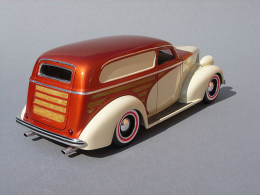 1939 Chevrolet Wagon Rod