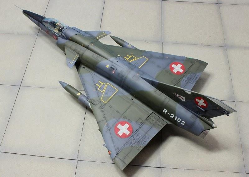 Dassault Mirage IIIRS