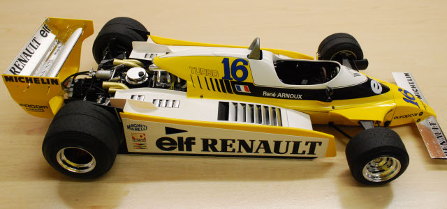 Renault RE-20 Turbo