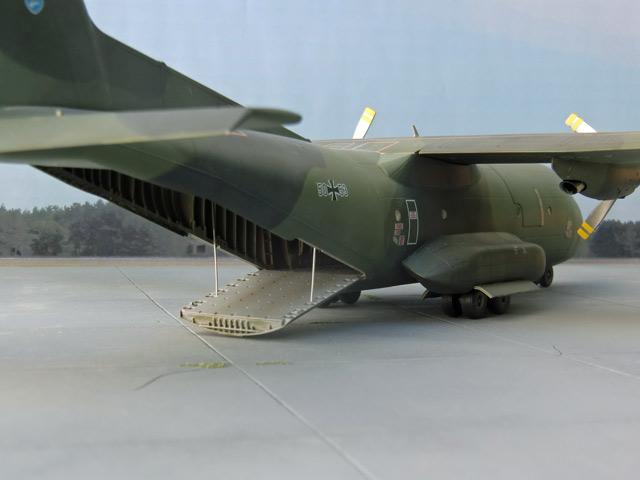 Transall C-160D, Revell 1:72 von Herbert Engelhard