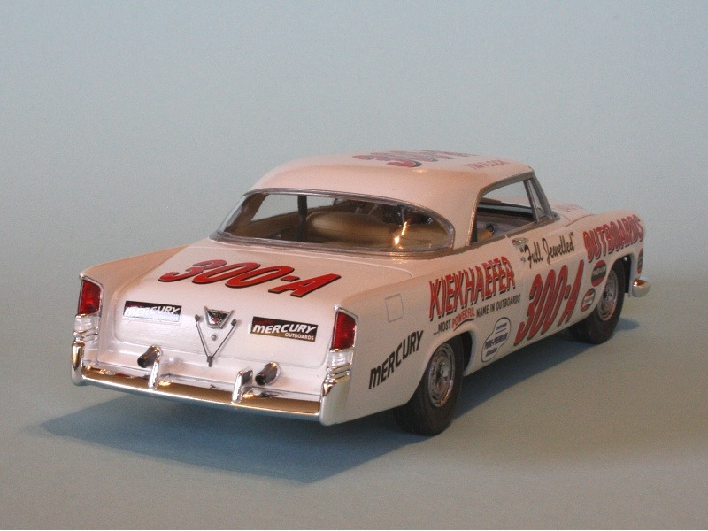 Tim Flock`s 1956 Chrysler 300B