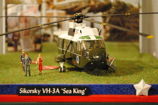 Sikorsky VH-3A Sea King