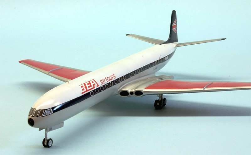 de Havilland DH 106 Comet 4B