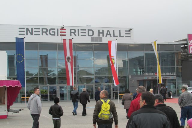 6. Internationale Modellbaumesse Ried im Innkreis 2013