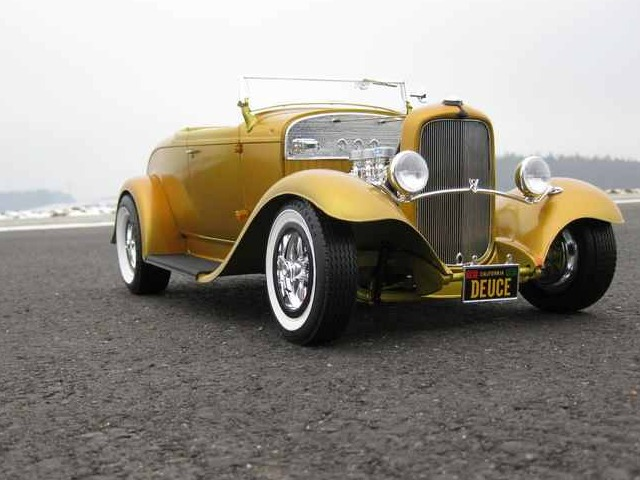 1932 Ford Golden Deuce
