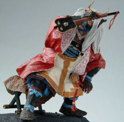 Takeda Shingen (1521-1573)