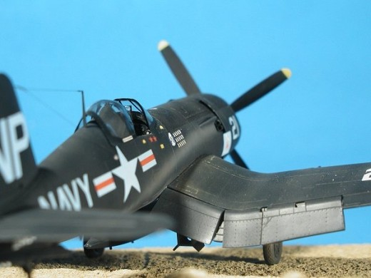Chance Vought F4U-5N Corsair