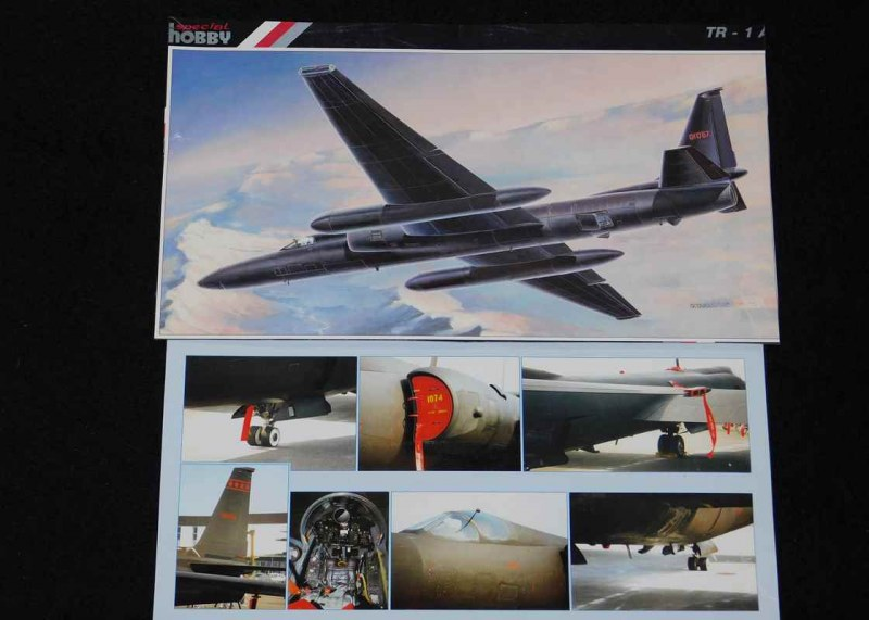 SPECIAL HOBBY 1:72 Lockheed TR-1A - Verpackung