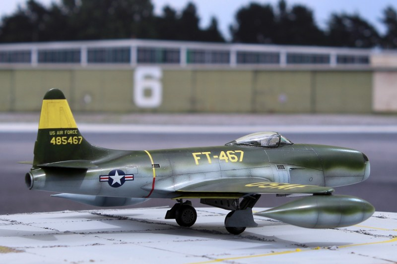 Lockheed RF-80A Shooting Star