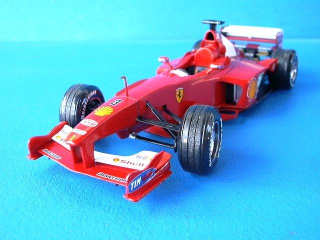 Ferrari F1 2000 Revell 1 24 Von Karl Heinz Schlosser