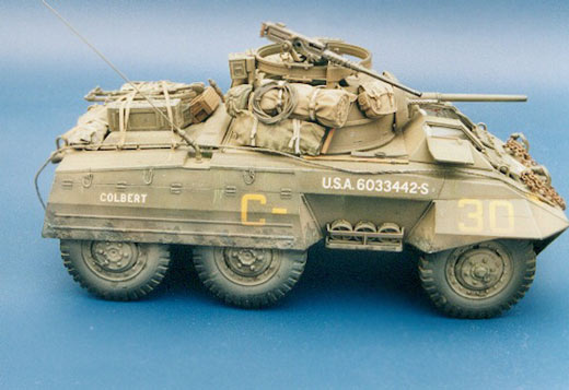 M8 greyhound tamiya 1 35 von rudi meir
