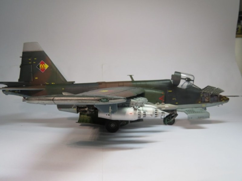 Suchoi Su-25A Frogfoot