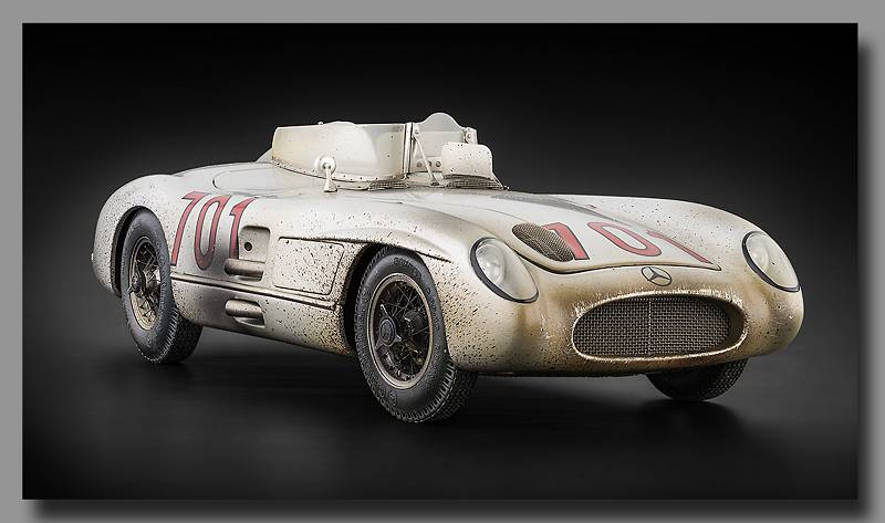 Der dirty 300 SLR Dirty Hero
