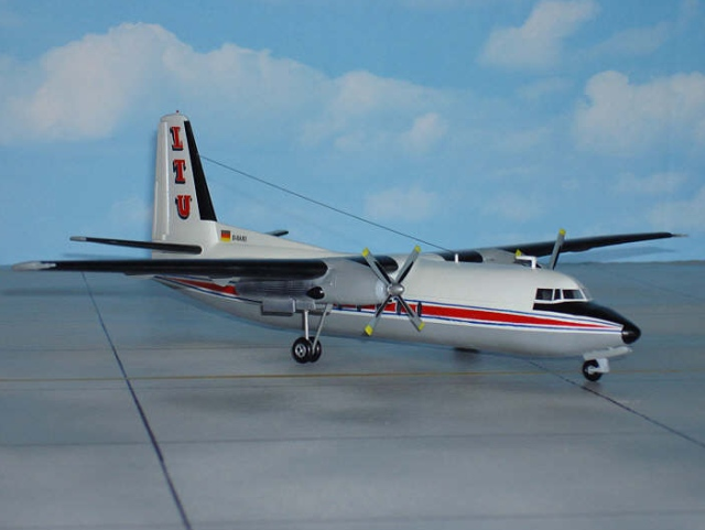 Fokker F-27 Friendship