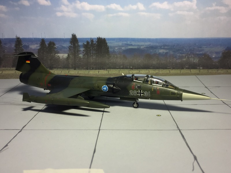 TF-104G Starfighter