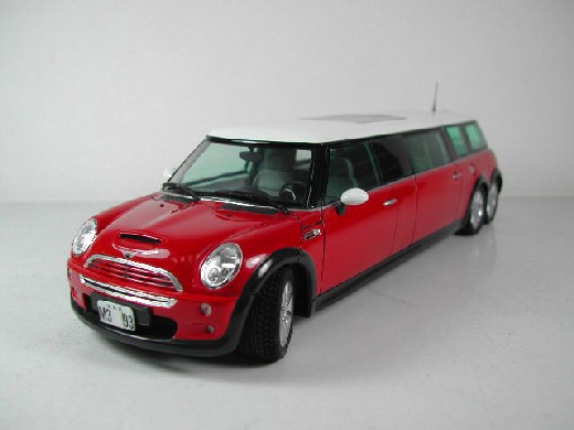 Mini Stretch Limo