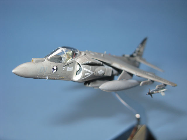Boeing AV-8B Harrier ll Plus