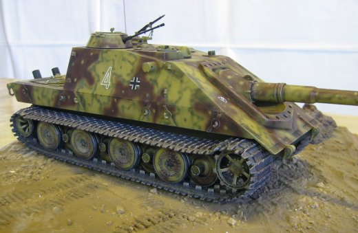 Petition against the E-100 Stug Model - Tank Destroyers ...