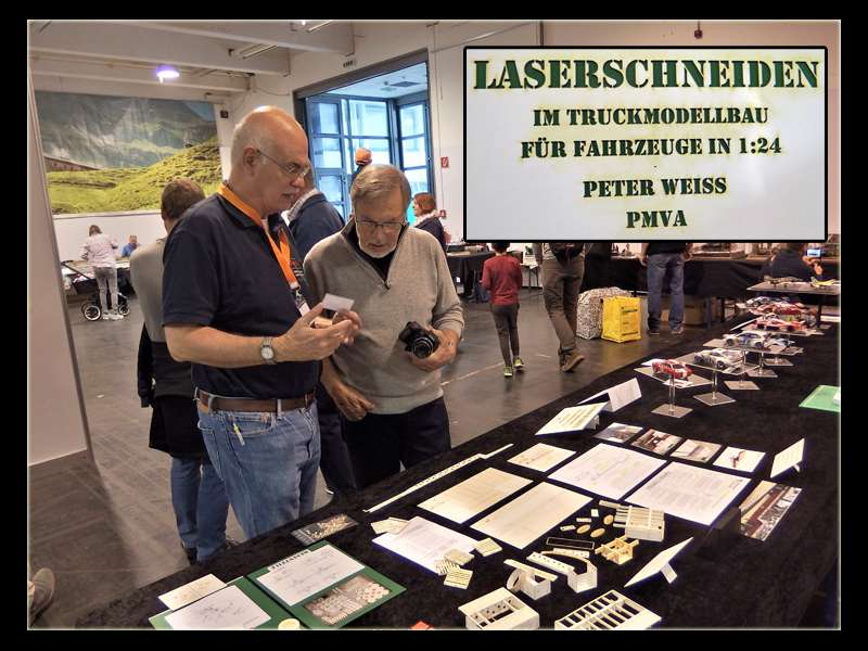 Modellbaumesse Ried 2018 Teil 1