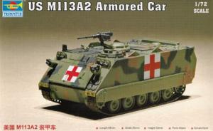 US M113A2 Armored Car