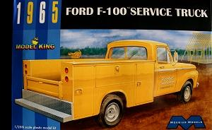 1965 Ford F-100 Service Truck