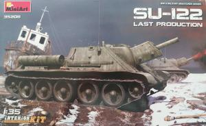 Bausatz: SU-122 last Production