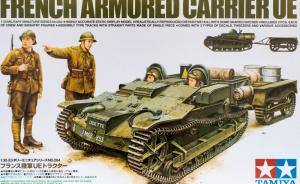 French Armoured Carrier UE