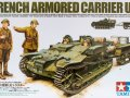 Kit-Ecke: French Armoured Carrier UE