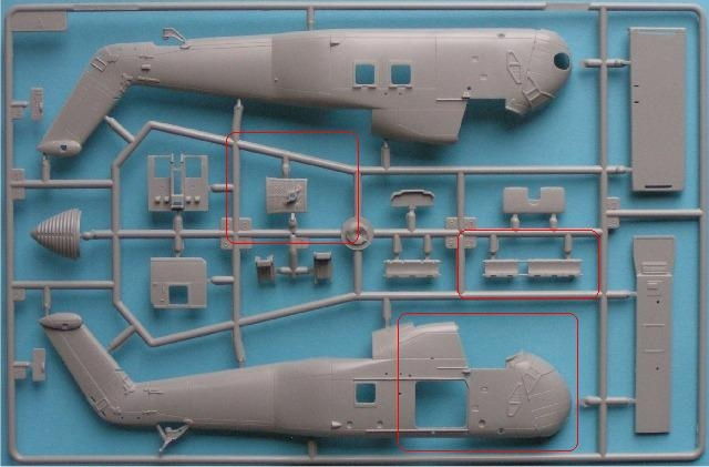 HobbyBoss - UH-34D Choctaw