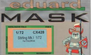 Bausatz: Stirling Mk.I Mask