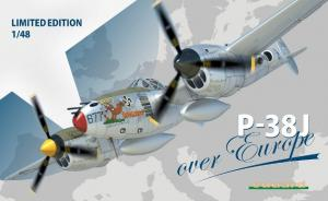 P-38J over Europe