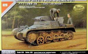 Panzer I Ausf.A Sd.Kfz 101 [Early or Late Version]