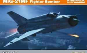 Kit-Ecke: MiG-21MF Fighter Bomber ProfiPACK