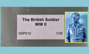 The British Soldier WWII