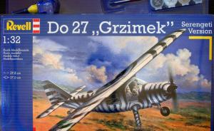 "Do-27 ""Grzimek"" Model Set"
