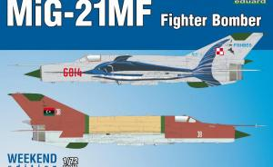 : MiG-21MF Fighter Bomber Weekend edition