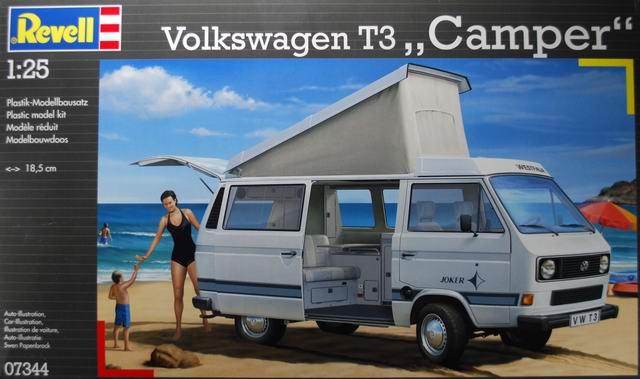 Revell - Volkswagen T3