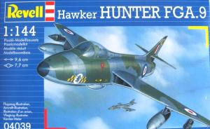 Bausatz: Hawker Hunter FGA.9