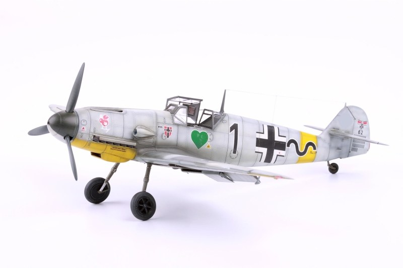 Messerschmitt Bf 109F-4 Weekend Edition