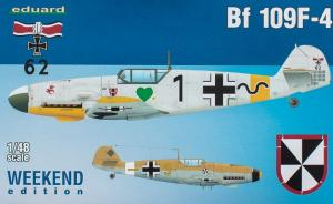 Bausatz: Bf 109F-4 Weekend Edition