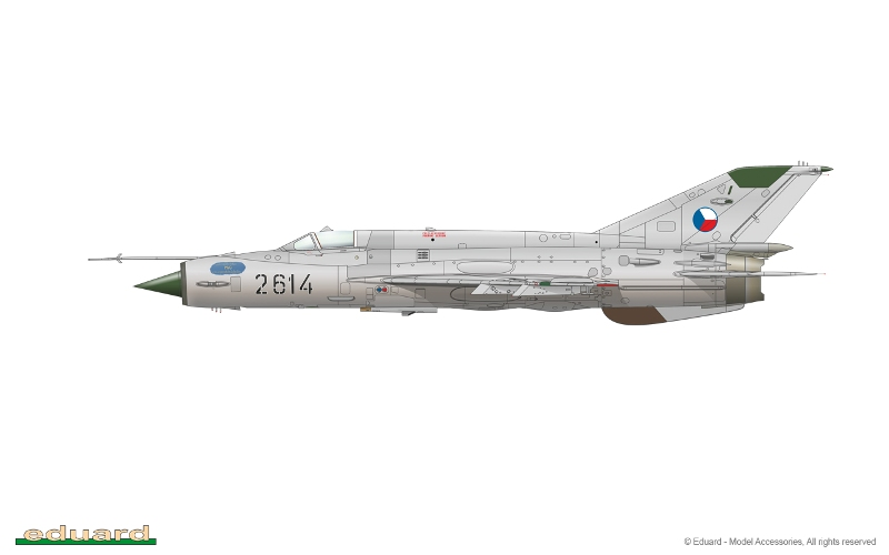 MiG-21MF limited edition