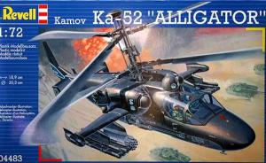 "Kamow Ka-52 ""Alligator"""