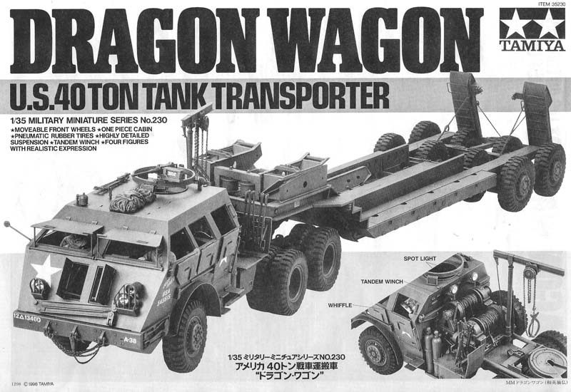 M26 Dragon Wagon - Teil 1
