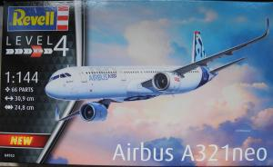 Kit-Ecke: Airbus A321neo