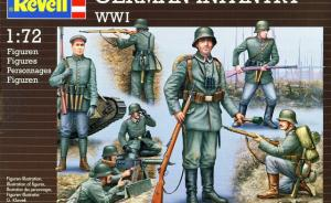 : German Infantry - WWI