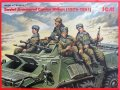 Kit-Ecke: Soviet Armoured Carrier Riders (1979-1991)